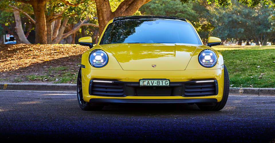 2019 Porsche 911 Carrera 4S review   CarAdvice