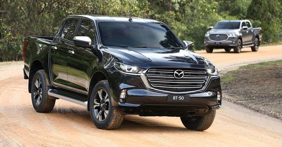 Mazda BT-50 отозвали из-за неисправности ремня безопасности |  CarAdvice
