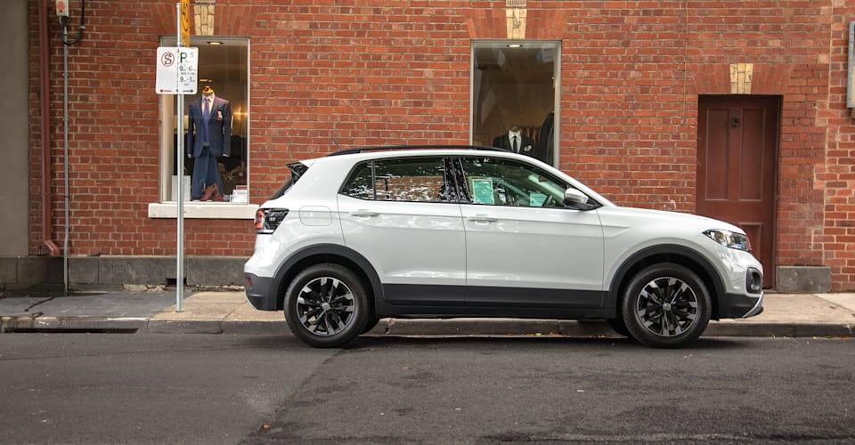 Долгосрочный обзор Volkswagen T-Cross 2021 года: Городская жизнь |  CarAdvice