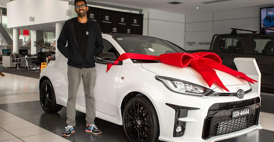 Проектные автомобили: Toyota GR Yaris 2020 года — Доставка |  CarAdvice