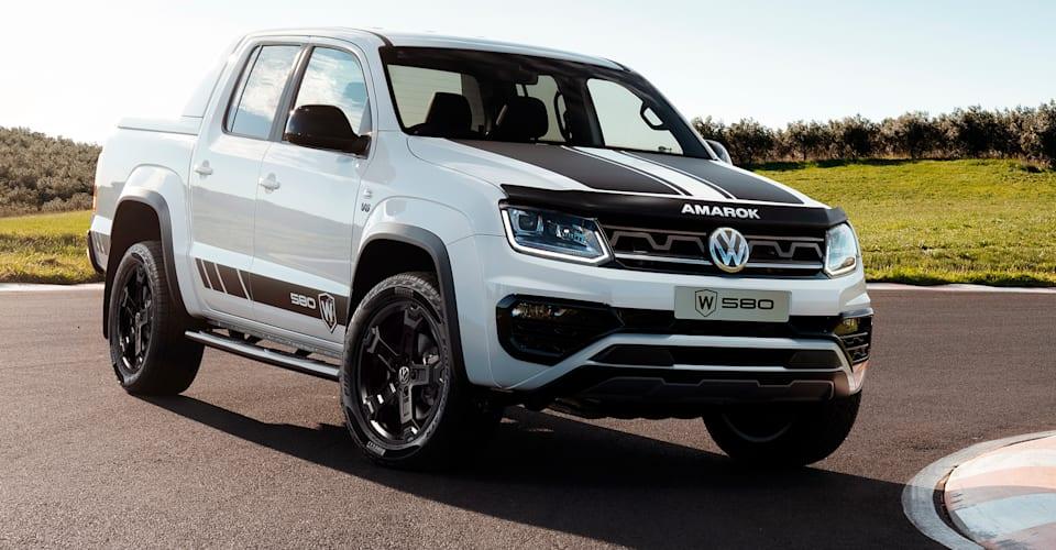 2021 volkswagen amarok w580 revealed | caradvice