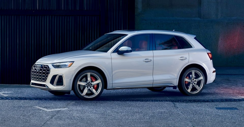 2021 Audi SQ5 revealed overseas with updated looks | CarAdvice