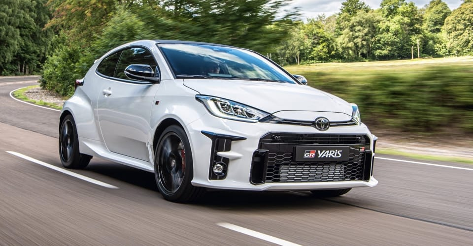 2021 Toyota GR Yaris priced from $39,950 drive-away, track version coming soon   CarAdvice