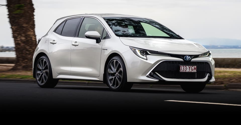 2019 Toyota Corolla Zr Hybrid Review Caradvice