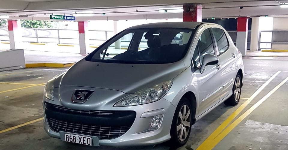 2008 Peugeot 308 XSE HDi review   CarAdvice