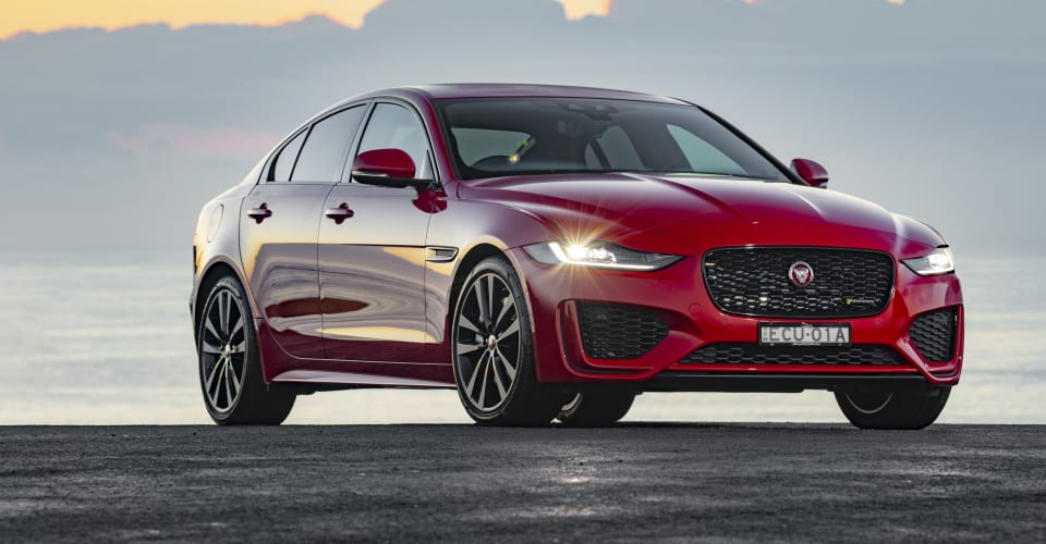2020 Jaguar XE R-Dynamic SE review   CarAdvice