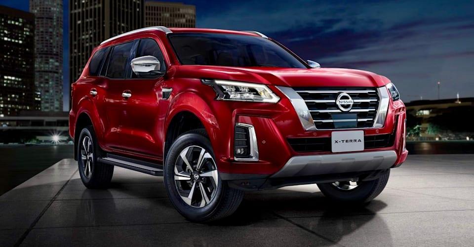 2021 Nissan X-Terra: Navara-based SUV unveiled for overseas markets