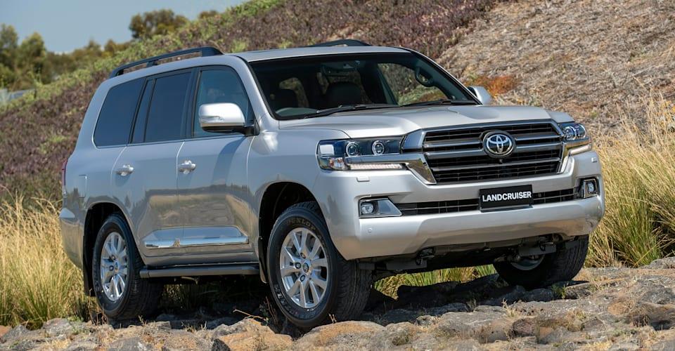 Toyota LandCruiser 200 Series 2015-20, HiLux 2019-20 отозван из-за опечатки на этикетке соответствия |  CarAdvice