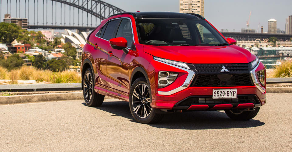 Обзор Mitsubishi Eclipse Cross Exceed AWD 2021 года |  CarAdvice