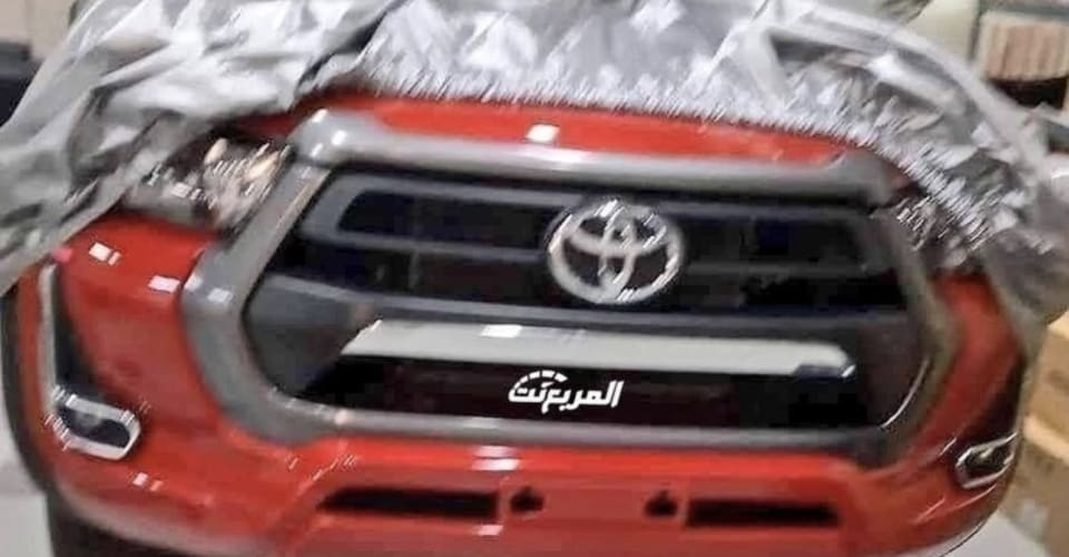 Toyota Hilux and Fortuner: new spy photos | CarAdvice