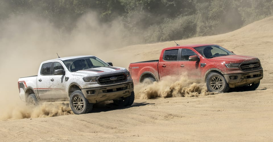 2021 Ford Ranger Tremor: is Australia about to get a ...