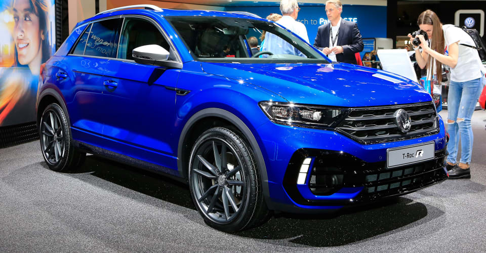 New Mercedes Suv >> VW T-Roc R: Why Australia misses out on the hot hatch SUV