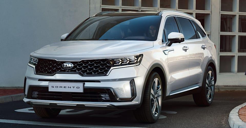 2021 Kia Sorento officially revealed | CarAdvice