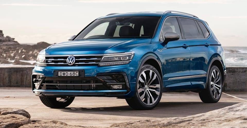 2021 Volkswagen Tiguan Allspace: 140TDI diesel rejoins ...