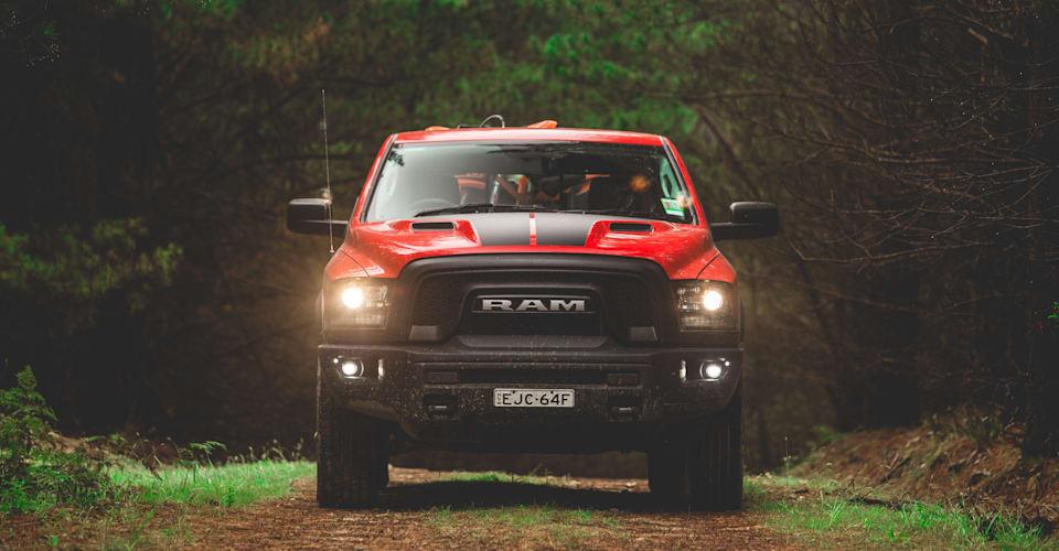 Обзор внедорожника Ram 1500 Warlock 2020 года |  CarAdvice