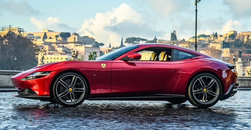 Ferrari Roma 409 888 Plus On Road Costs Caradvice