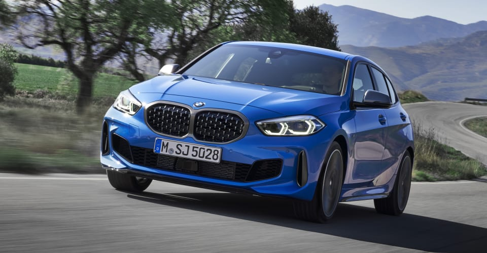 2020 bmw 1 series revealed, coming to oz q4   caradvice