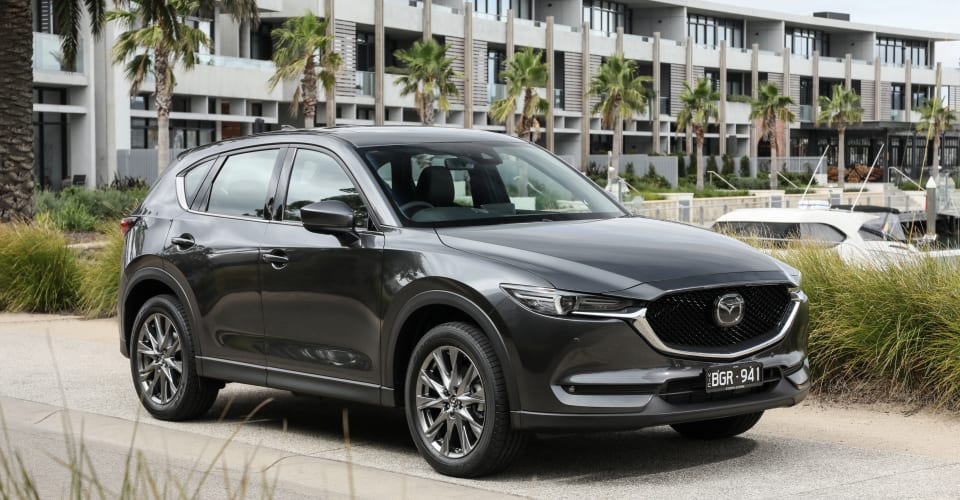 2020 Mazda Cx 5 Pricing And Specs Caradvice