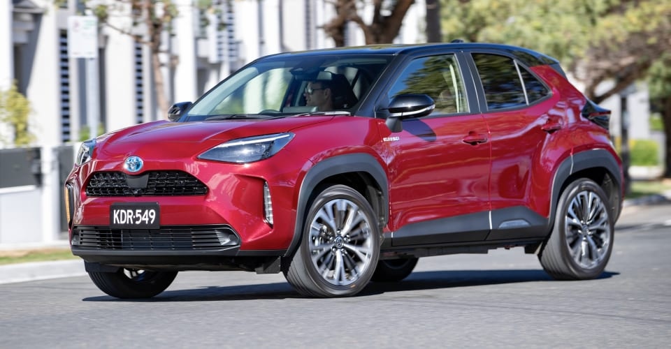 2021 Toyota Yaris Cross price and specs: $26,990 to ...