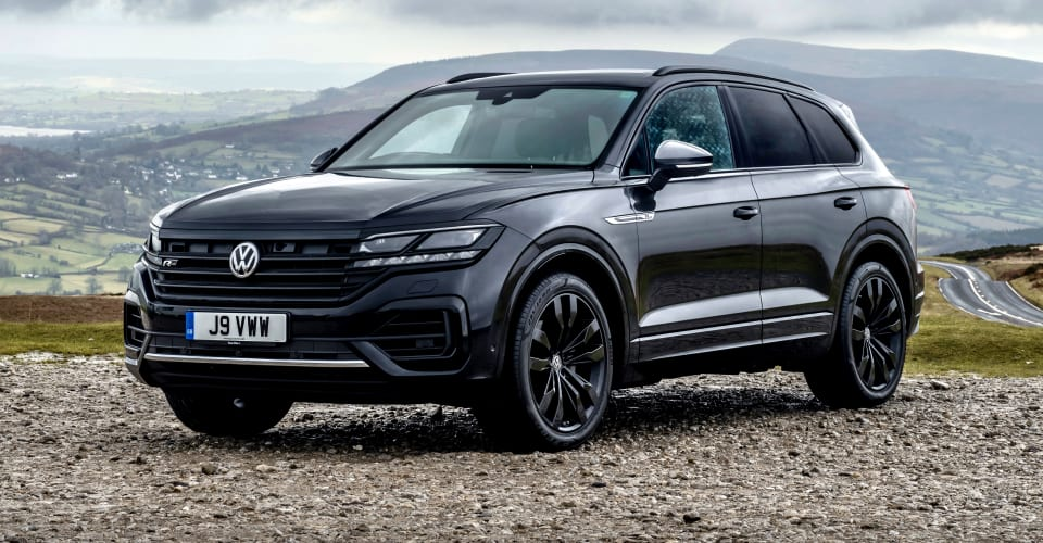 2021 Volkswagen Touareg Wolfsburg price and specs: Limited ...