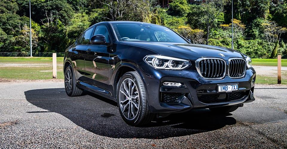 Kia Car Pros >> 2019 BMW X4 xDrive30i M Sport review | CarAdvice