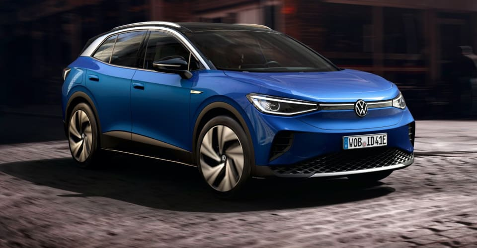 2021 Volkswagen ID.4 electric SUV revealed | CarAdvice