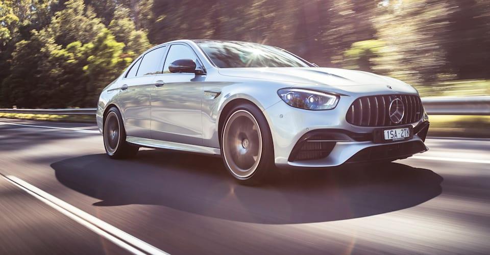 Обзор Mercedes-AMG E63 S 2021 года |  CarAdvice