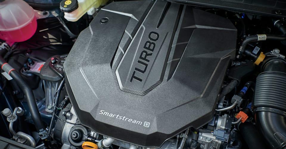 Hyundai Motor Group завершила разработку полностью нового дизельного двигателя — отчет |  CarAdvice