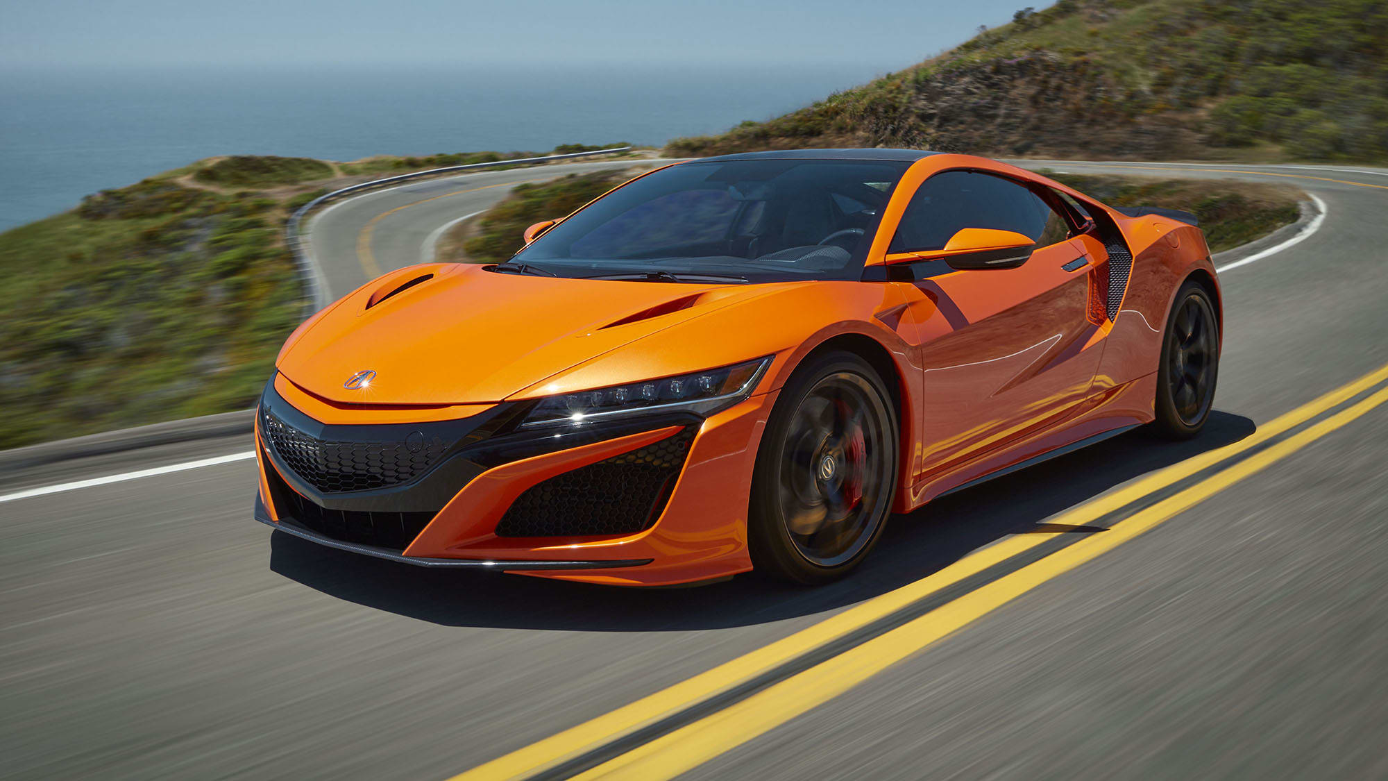 2019 Honda NSX revealed in Monterey, pricing unchanged for ...