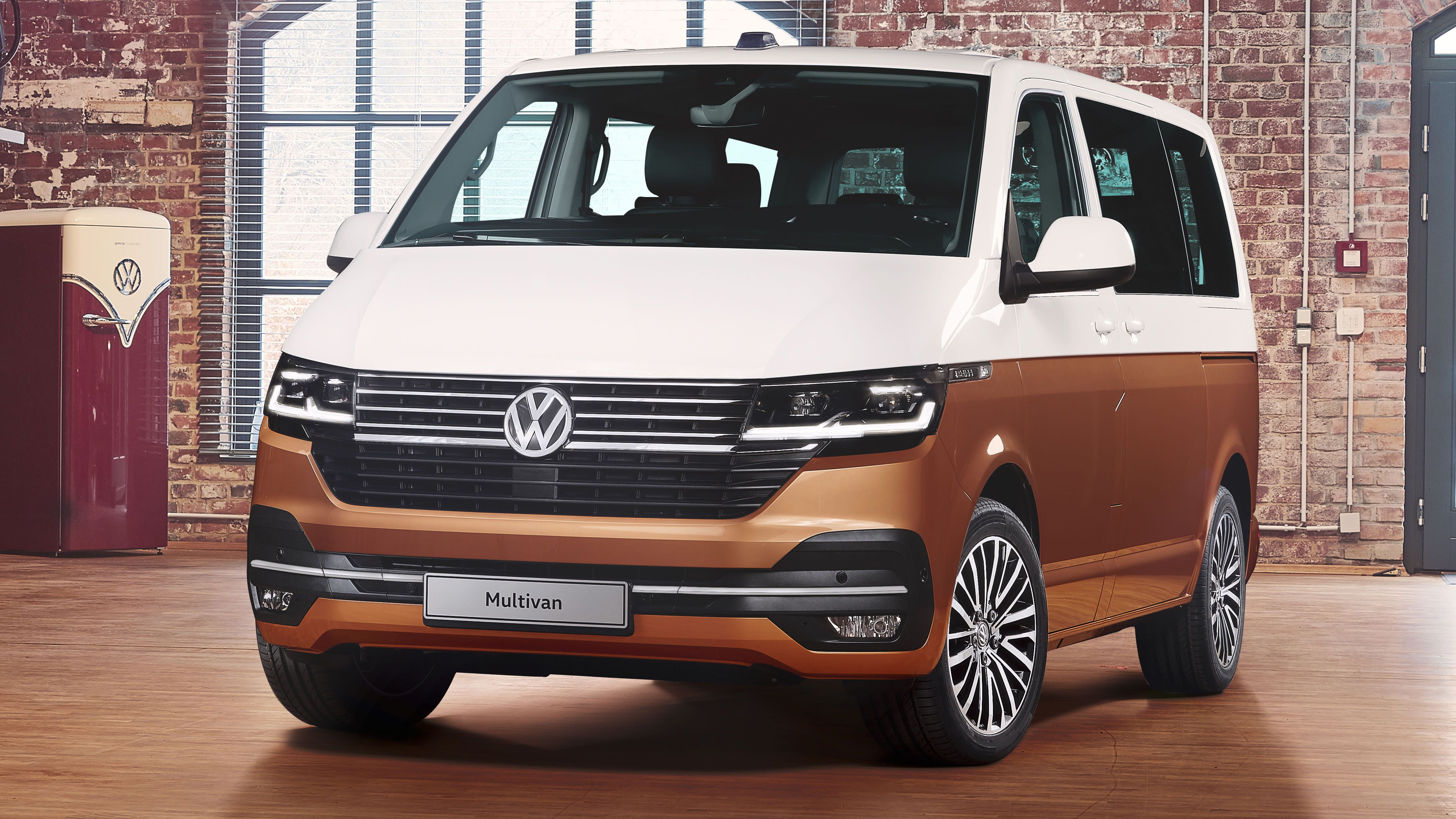 2020 Volkswagen Transporter, Multivan, Caravelle revealed ...