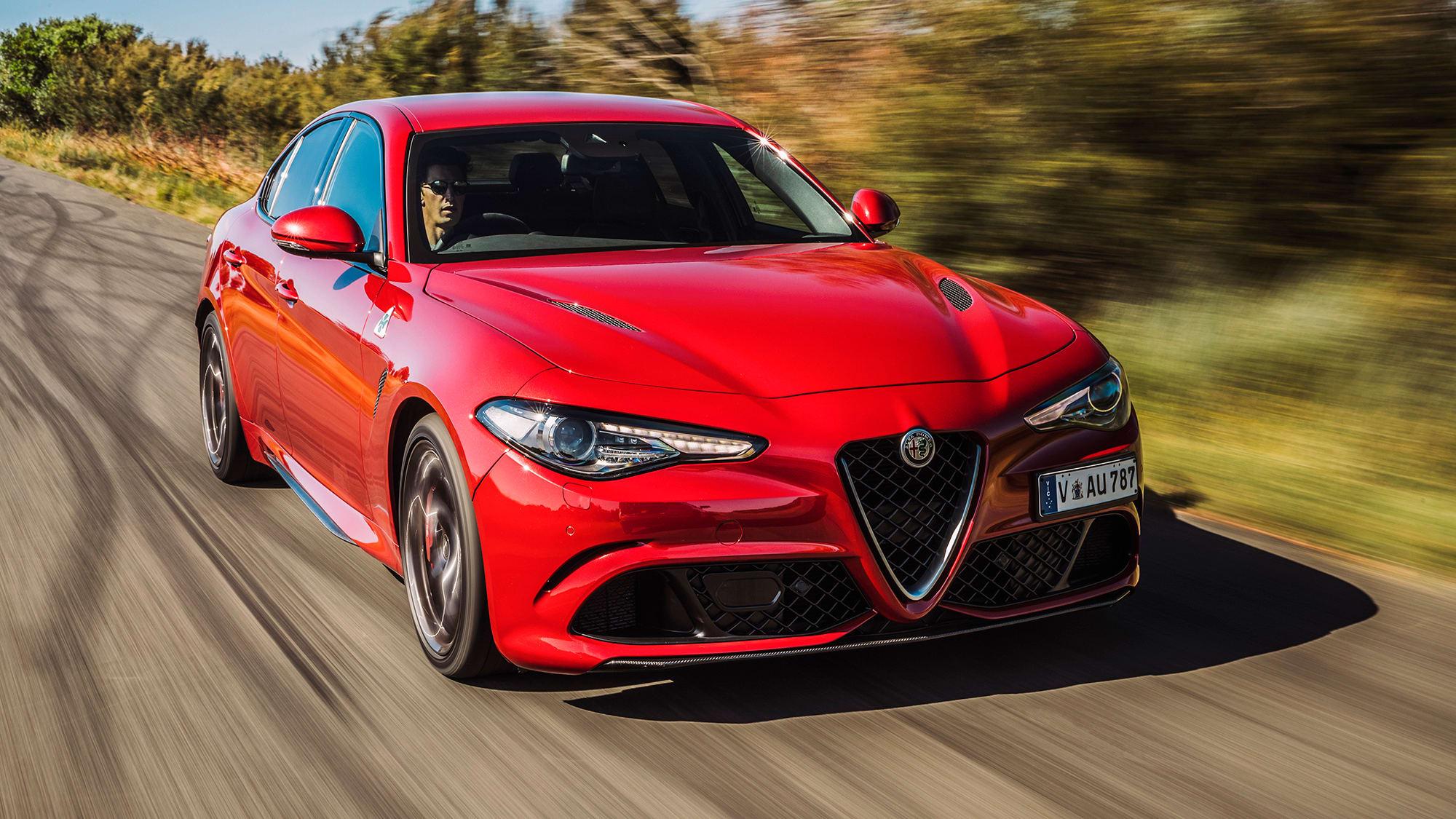 2019 Alfa Romeo Giulia pricing and specs | CarAdvice