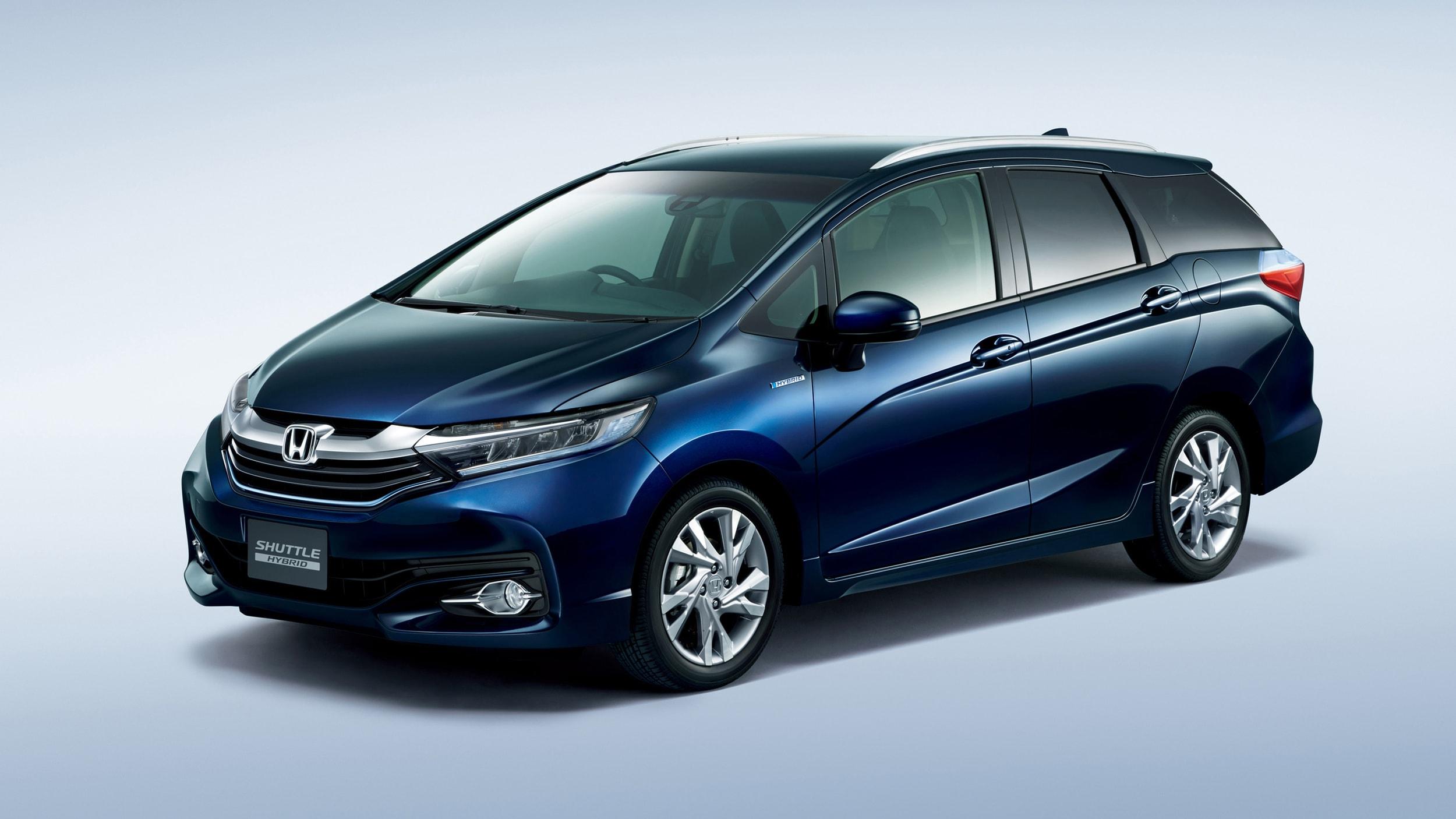 2015 Honda Shuttle revealed | CarAdvice