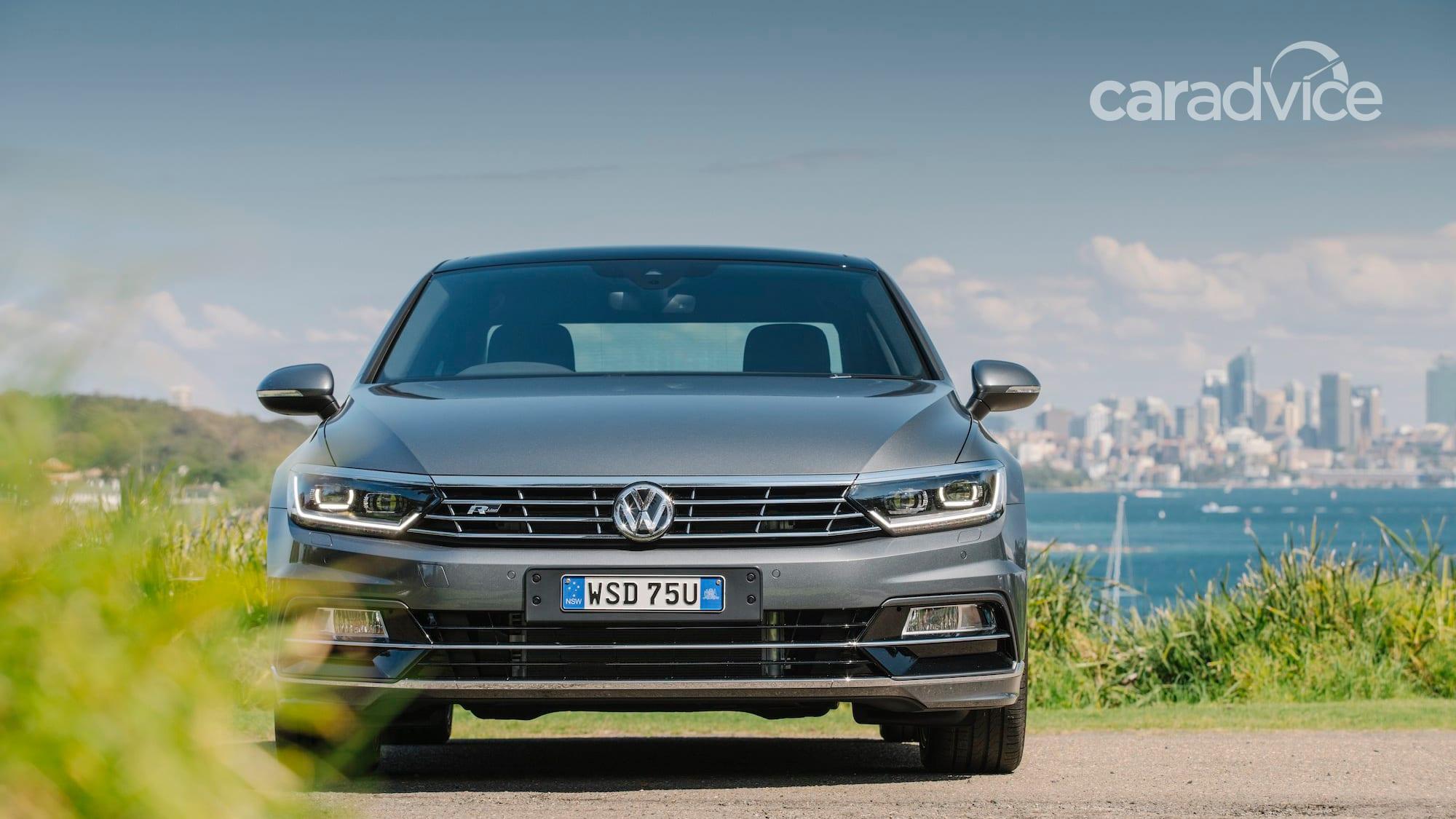 2016 Volkswagen Passat Review - Photos