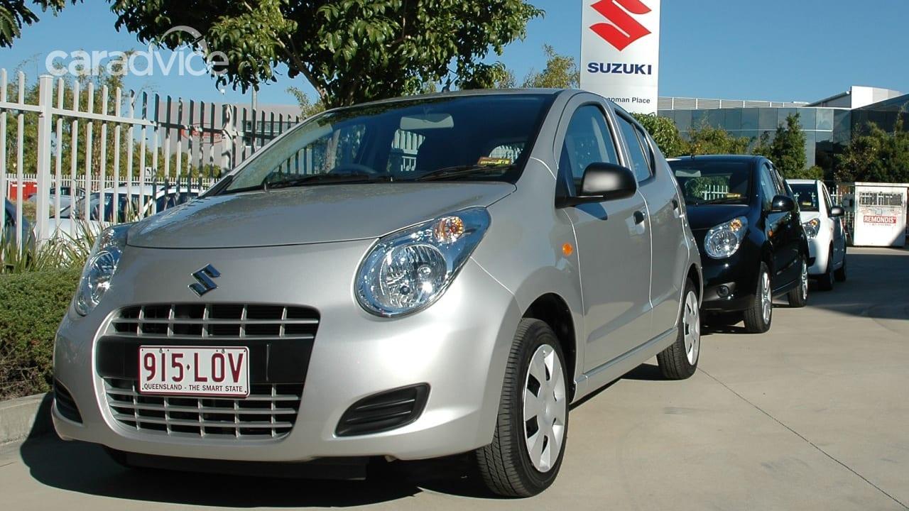 Suzuki Alto Review