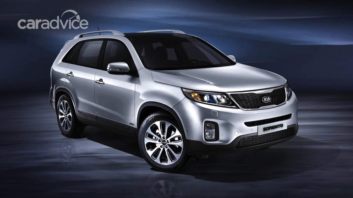 Kia Sorento set to get 2.4-litre direct-injection petrol ...