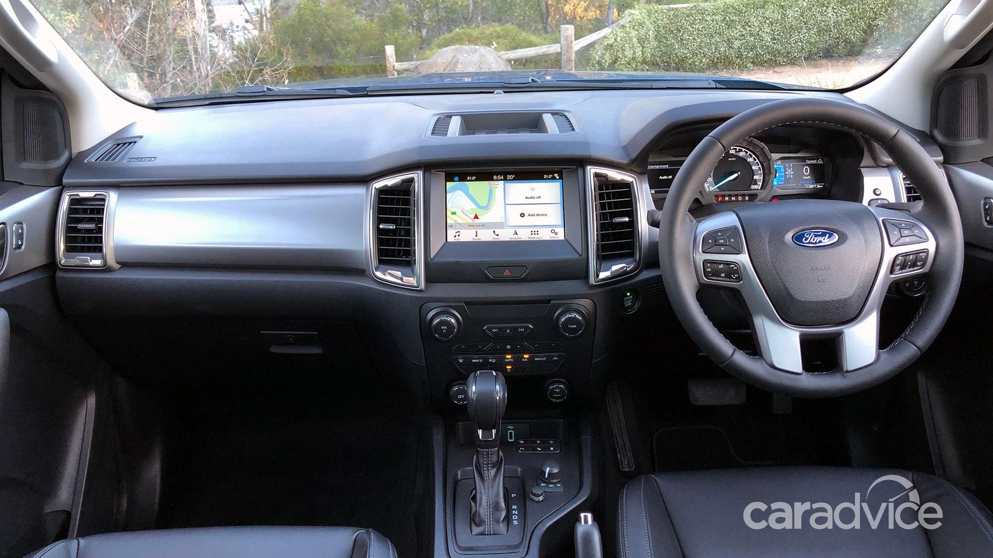 2019 Ford Ranger XLT review: 2.0 Bi-Turbo - photos | CarAdvice