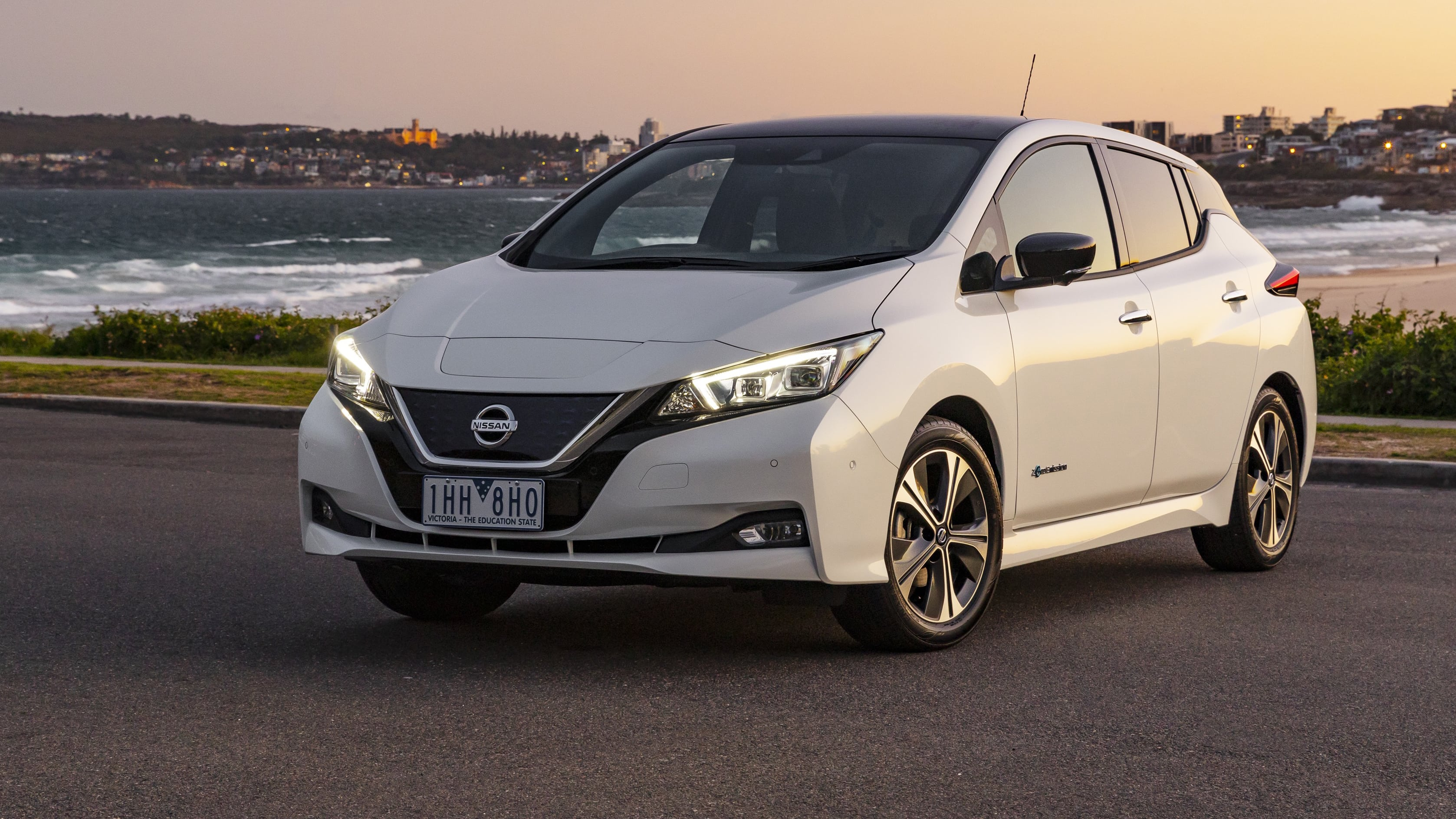 2019 nissan leaf preliminary specs revealed here in mid 2019 caradvice. Black Bedroom Furniture Sets. Home Design Ideas