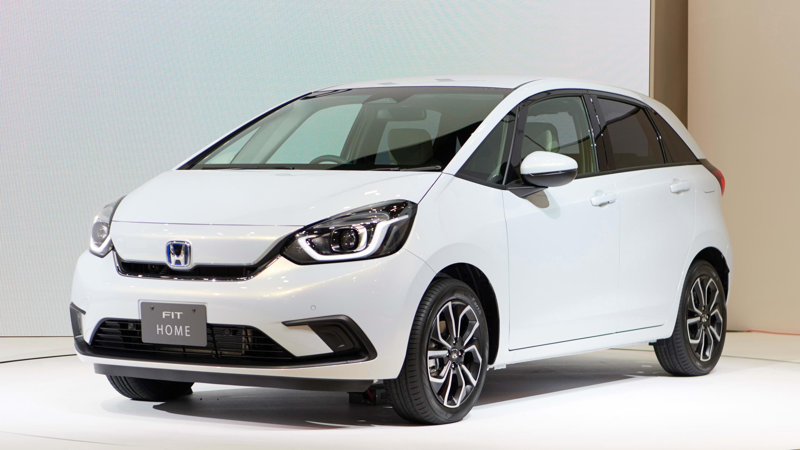 2020 Honda Jazz revealed in Tokyo | CarAdvice