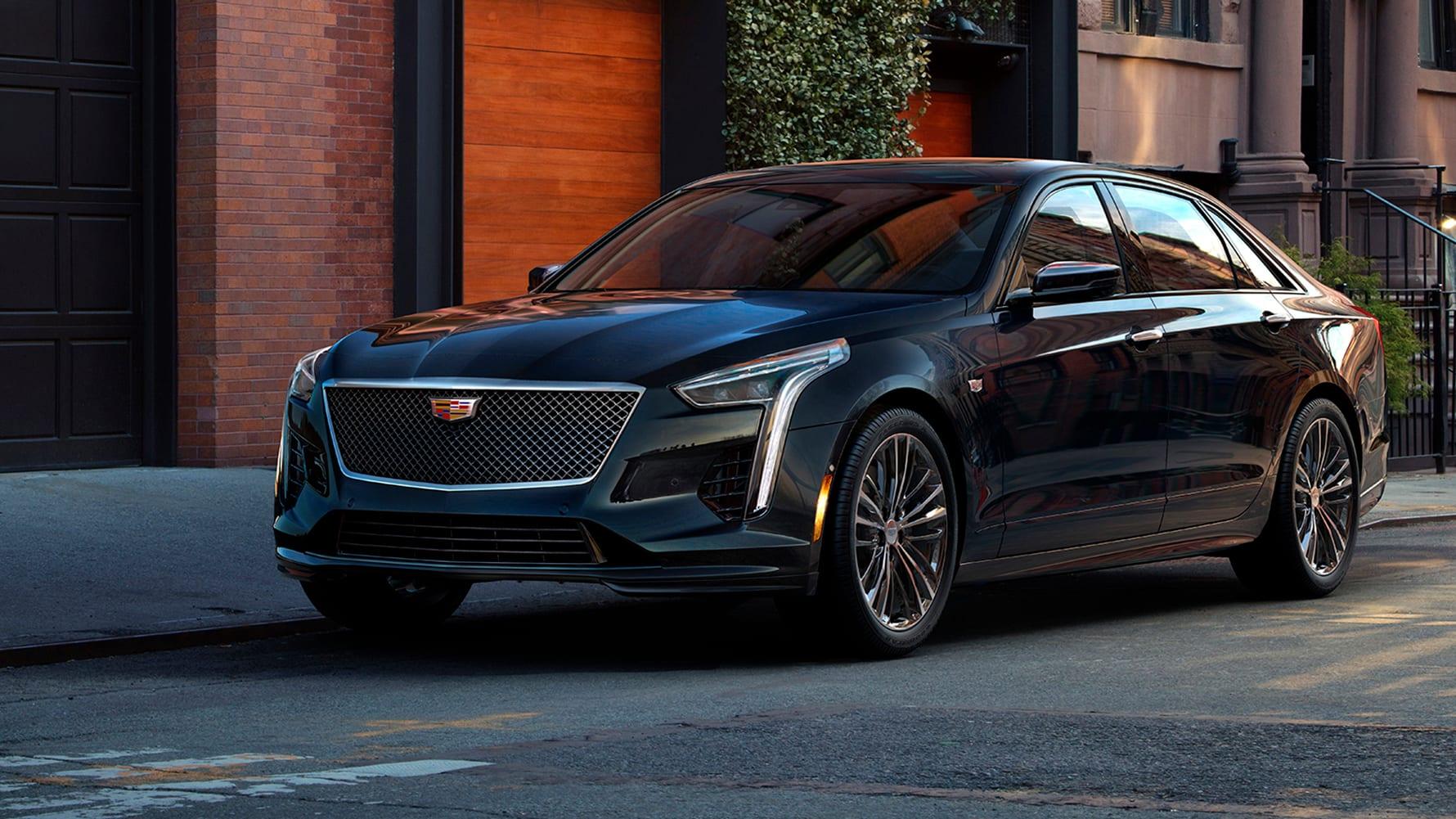 2019 Cadillac CT6 V-Sport debuts twin-turbo V8 | CarAdvice