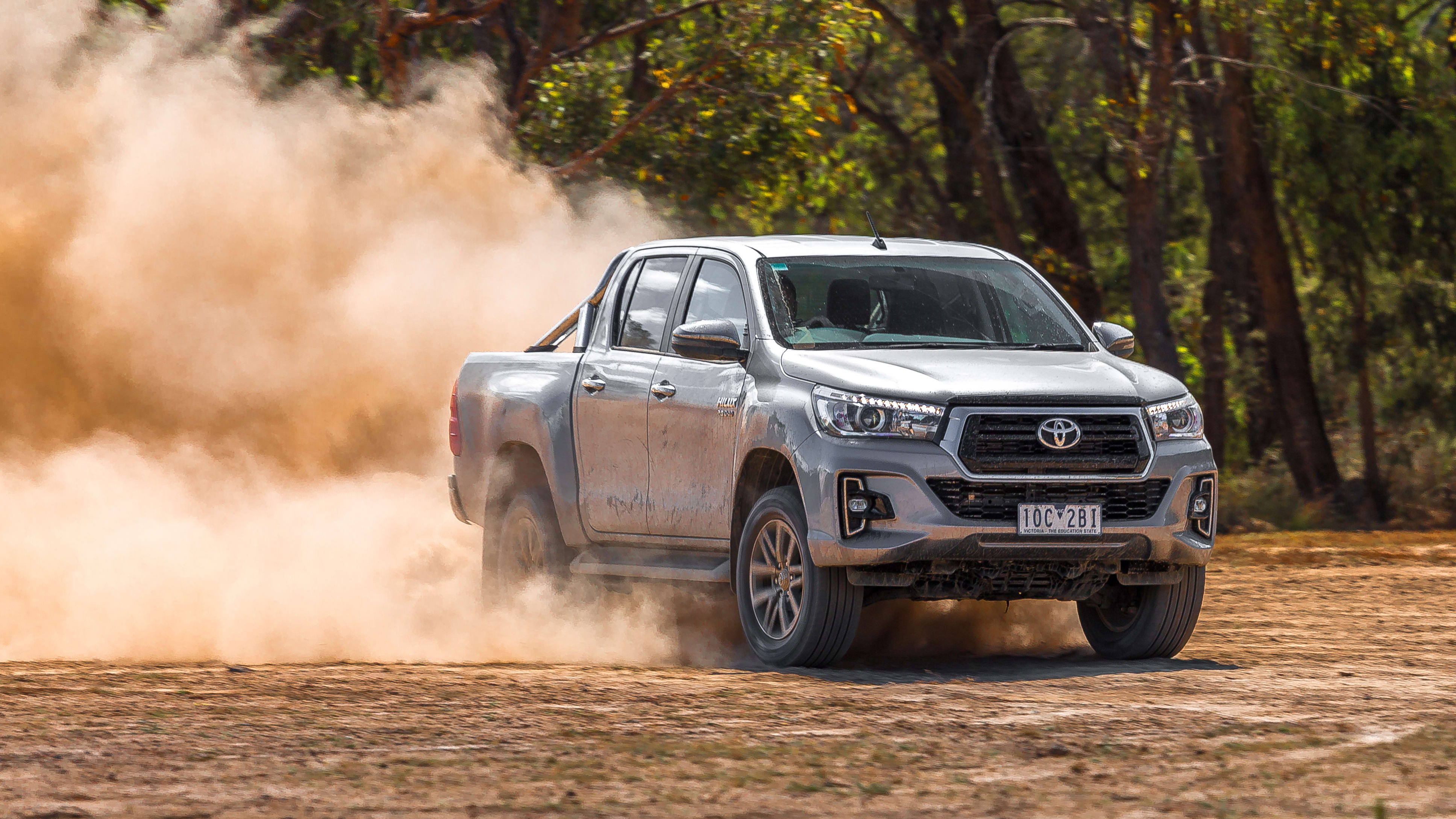 Toyota Hilux to get AEB, radar cruise, speed sign recognition