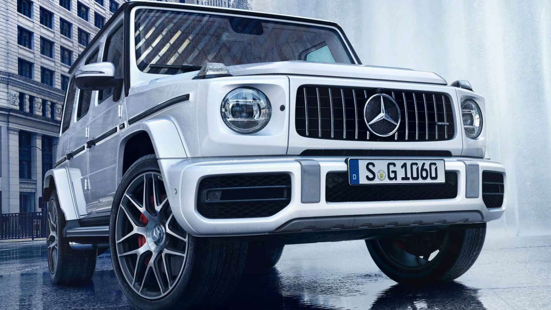 2020 Mercedes-AMG G63 pricing and specs   CarAdvice