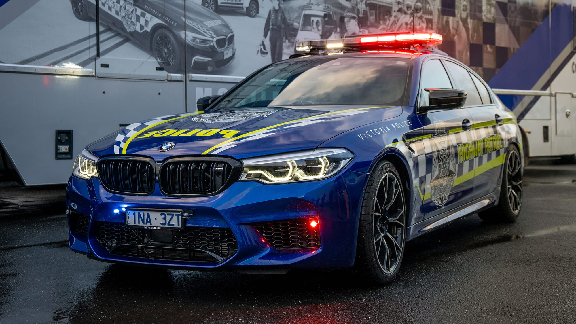 BMW M5 Competition: Victoria Police reveal Highway Patrol car