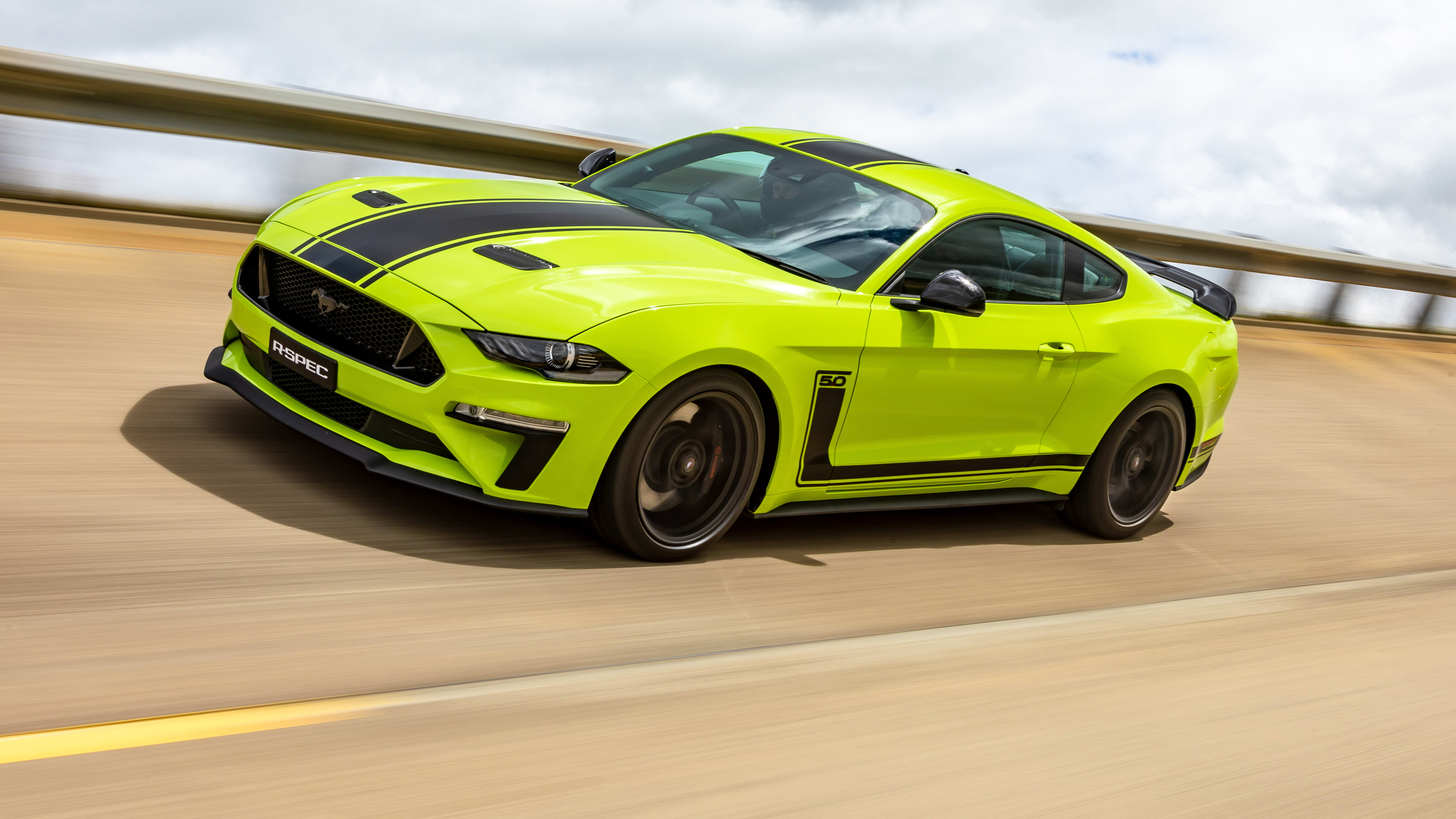 Gone in 60 days: Ford Mustang R-Spec sold out despite $100,000 price
