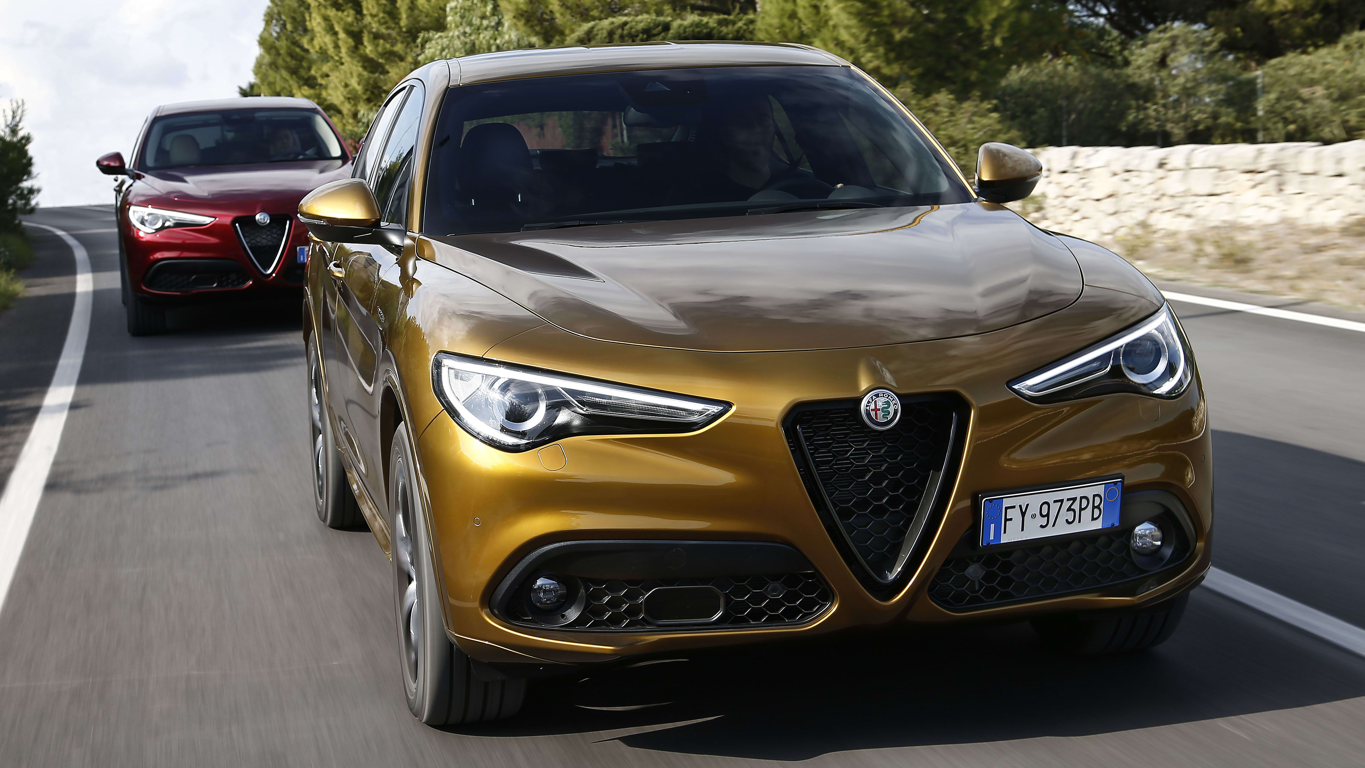 2020 Alfa Romeo Giulia and Stelvio updates revealed