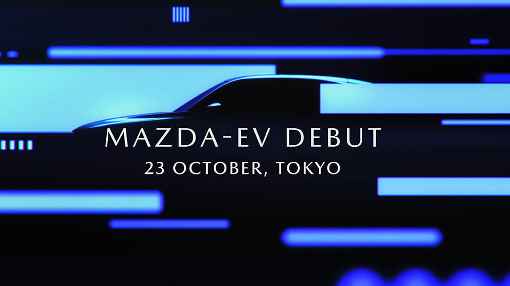 Mazda: Company's first electric vehicle will be a 'coupe SUV' | CarAdvice