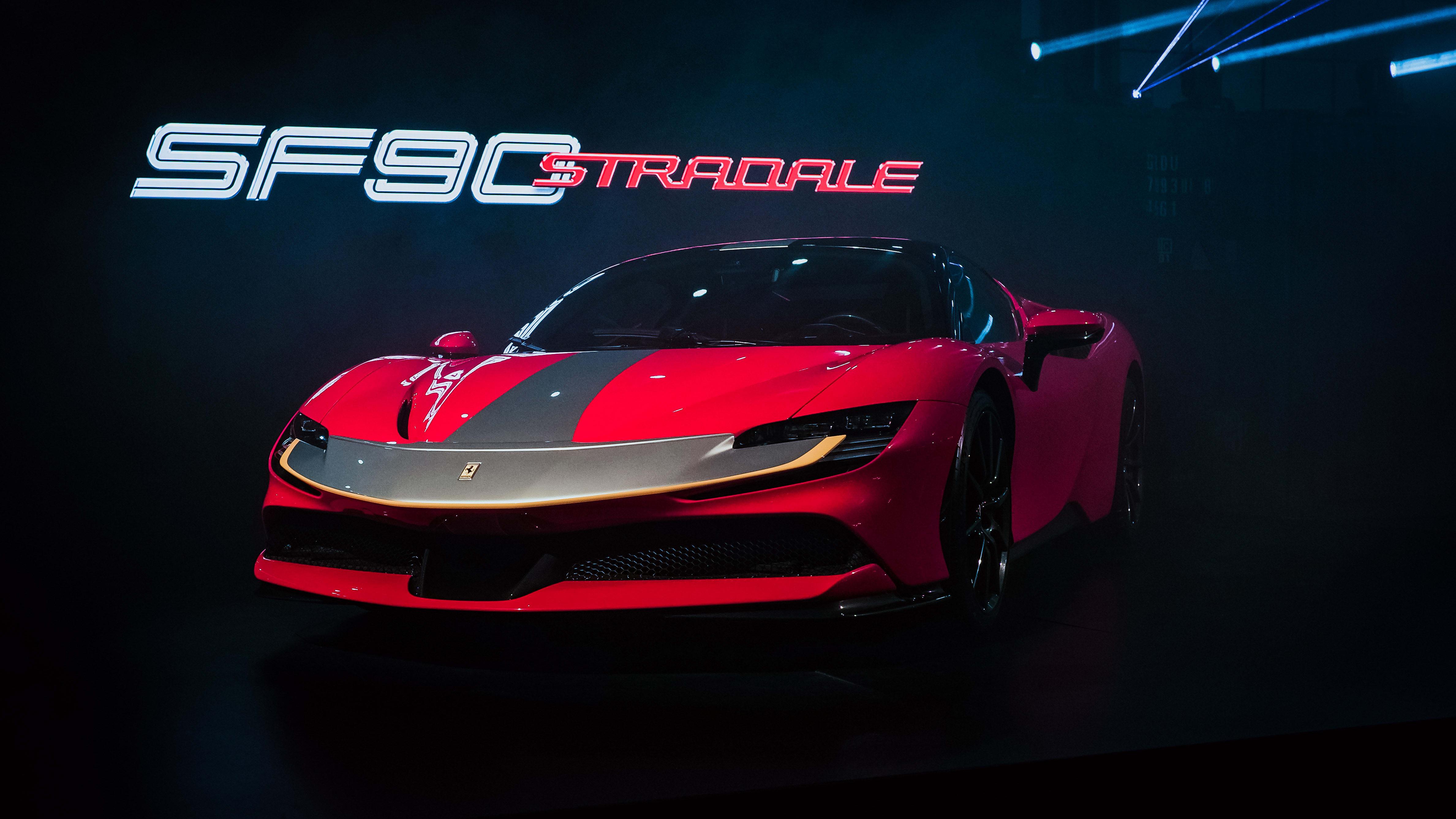 2020 Ferrari SF90 priced from $846,888 in Australia