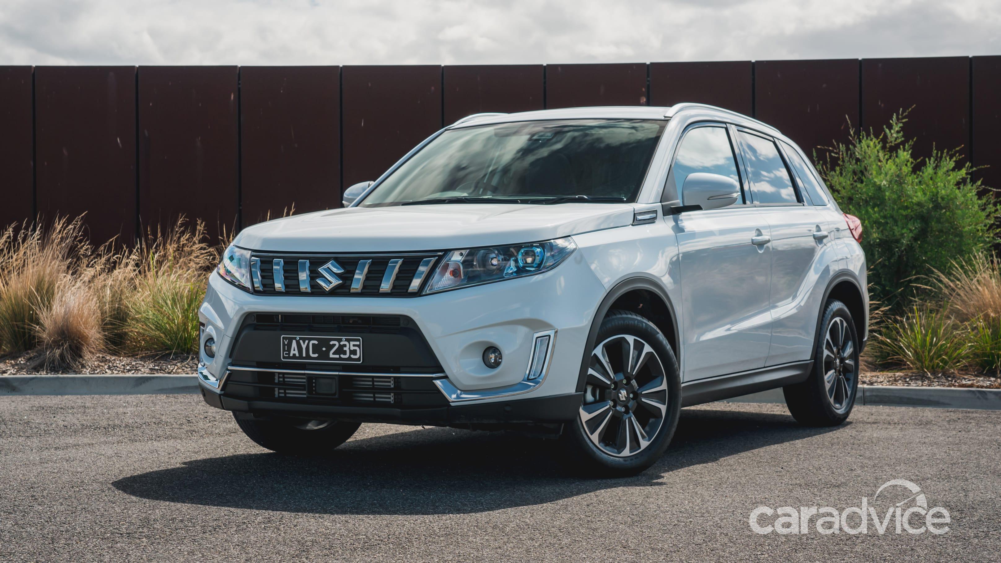 Suzuki vitara  New Suzuki Vitara 2020 : Photos, Specs