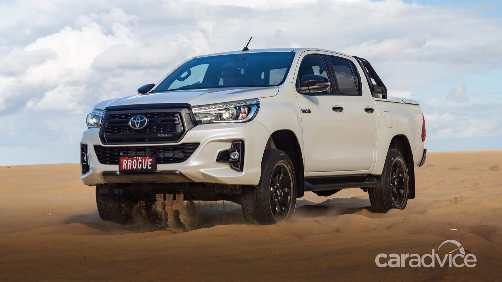 2021 toyota hilux prices confirmed rugged x and rogue