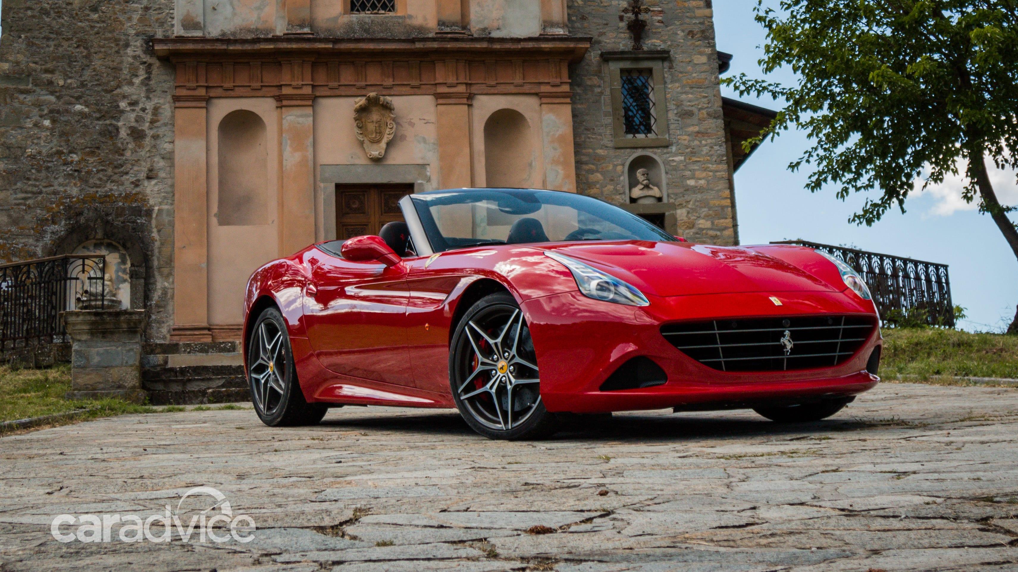 Ferrari California T gains $15,000 optional HS handling ...