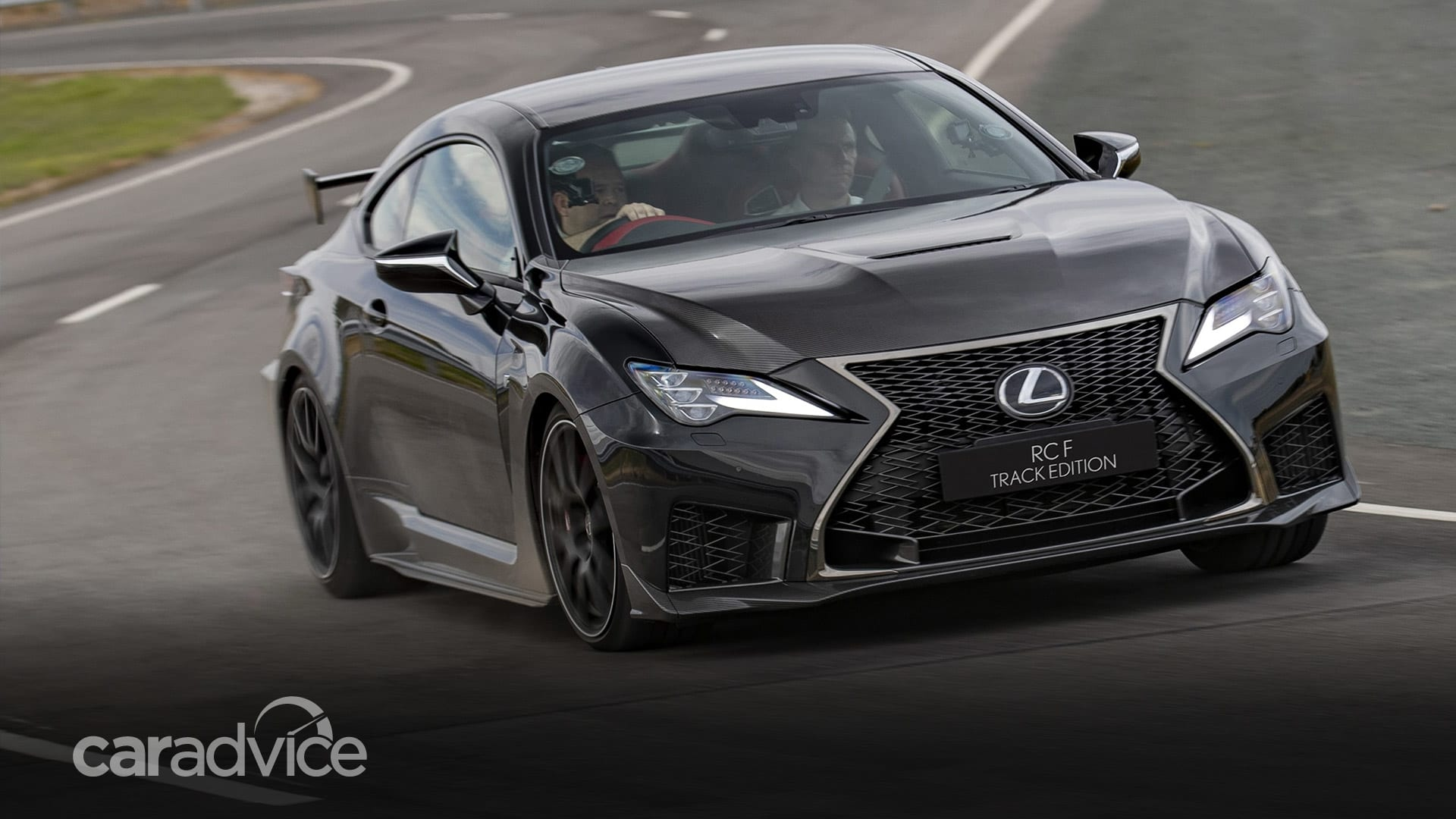 2020 lexus rc f track edition to debut in detroit | caradvice